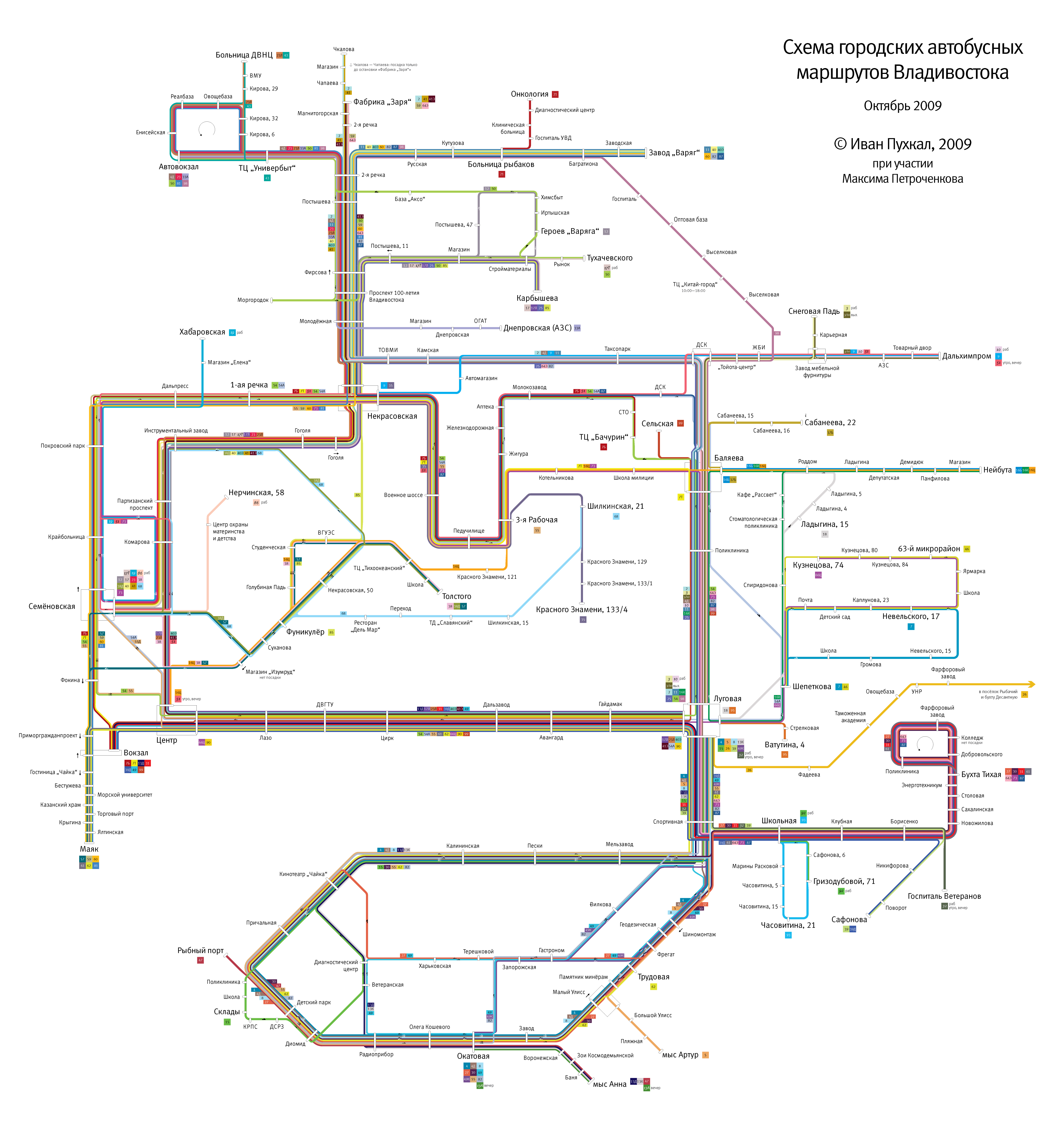 движения автобусов схема сургута городских