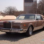 Lincoln Continental Mark IV (1972-1976)