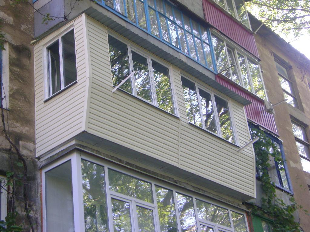 Отделка балконов и лоджий, изготовление корпусной и встраива.
