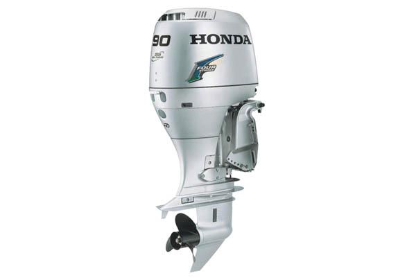 купить подвесной лодочный мотор хонда бу в москве