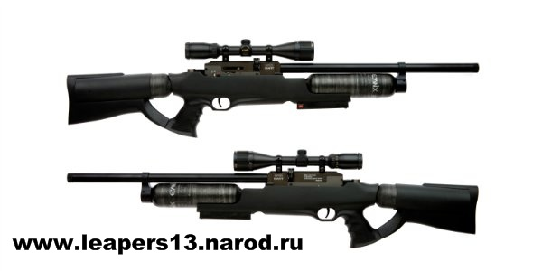 Пневматическое оружие PCP Sumatra для охоты, доступная