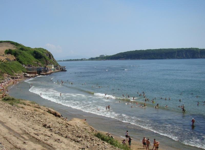 фото лазурный пляжи берег франции