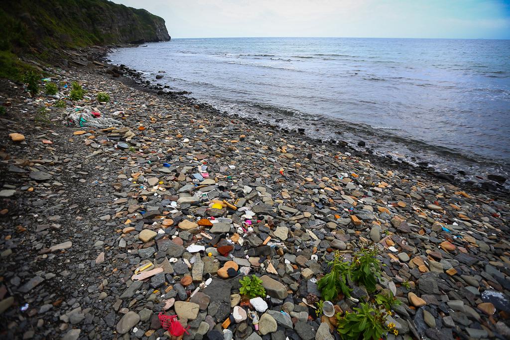 Пляжи русского острова фото