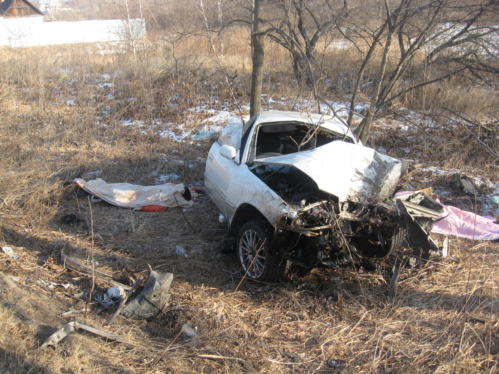 Авария произошла на трассе, ведущей в кадалу жигули, движение, кадала, пассажир, дтп, авария, автобус, трасса, чита
