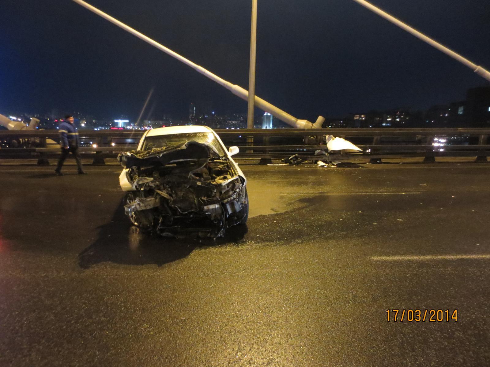 аварии Toyota Марк 2 #10