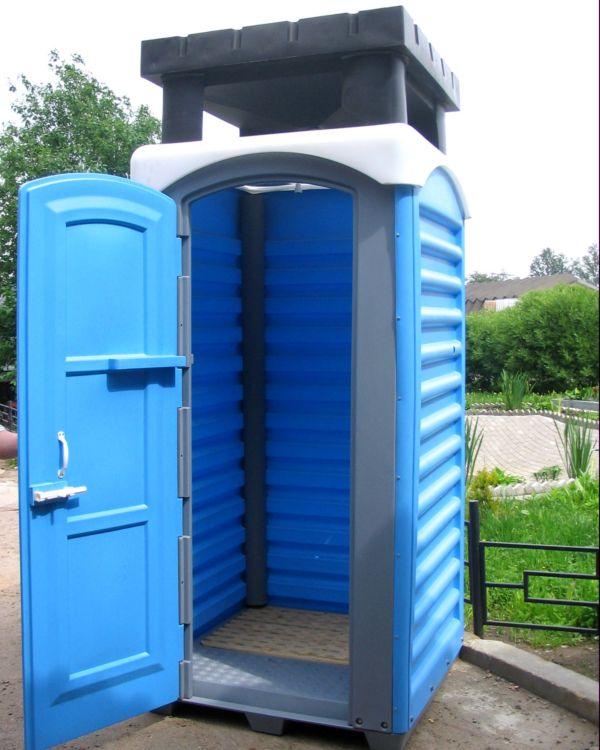 пляжные туалеты